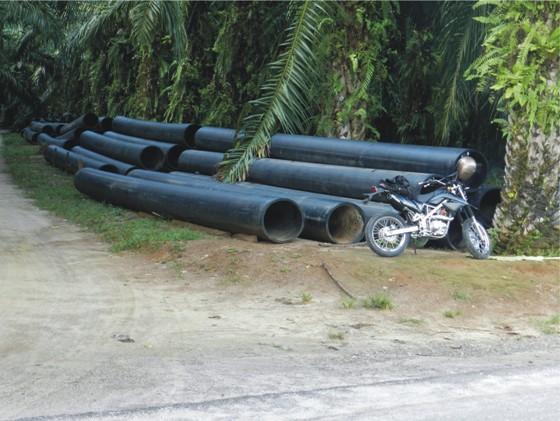 limbah Masyarakat Muara Batang Toru Tolak Pembuangan Limbah Tambang Mas G Resources Ke Hulu Sungai Batang Toru