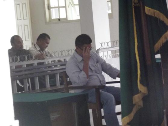 dscf4028 Manager PT AR Dituntut 5 Bulan Penjara, Denda Rp 500 Juta Akibat Mengusir Wartawan