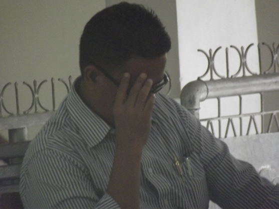 dscf4030 Manager PT AR Dituntut 5 Bulan Penjara, Denda Rp 500 Juta Akibat Mengusir Wartawan