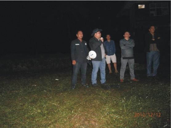 dpp 2 Training Leadership DPP Ikatan Mahasiswa Mandailing Natal (IMA) Bumi Perkemahan Sibolangit, 12 14 Okt. 2012