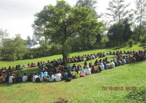 dpp 4 Training Leadership DPP Ikatan Mahasiswa Mandailing Natal (IMA) Bumi Perkemahan Sibolangit, 12 14 Okt. 2012