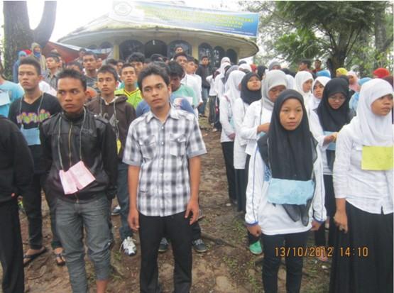 dpp 5 Training Leadership DPP Ikatan Mahasiswa Mandailing Natal (IMA) Bumi Perkemahan Sibolangit, 12 14 Okt. 2012