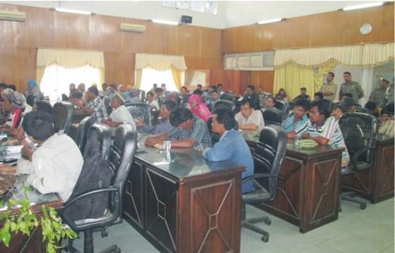 pr 3 PERNYATAAN SIKAP (Press Release) Forum Komunikasi Korban SK Menhut N0. 244/Menhut II/2011 Desa Simpang Tolang dan Janji Mauli Kec Sipirok Kab. Tapanuli Selatan